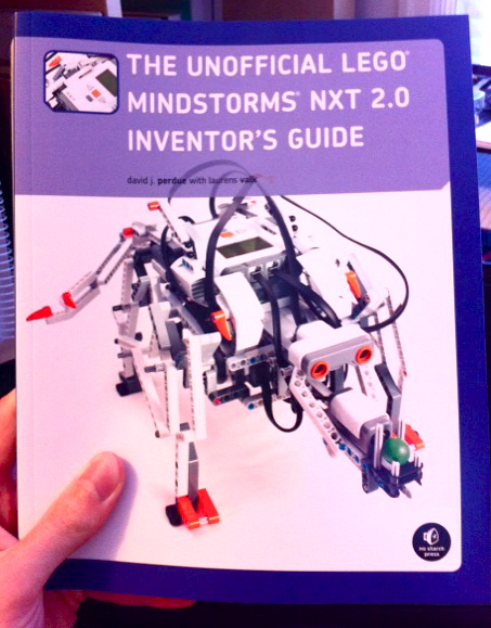 the unofficial lego mindstorms nxt 2 0 inventor s guide a rh nxtguide davidjperdue com LEGO Mindstorms NXT 4.0 LEGO Mindstorms EV3